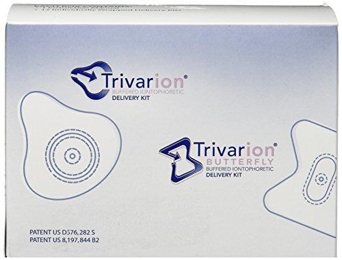 Trivarion Iontophoresis Electrodes, Medium, 2.0cc