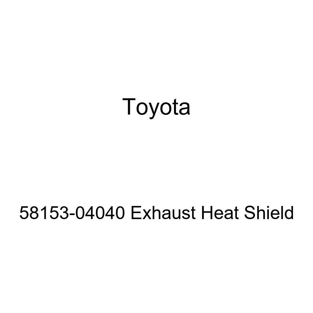 Toyota 58153-04040 Exhaust Heat Shield