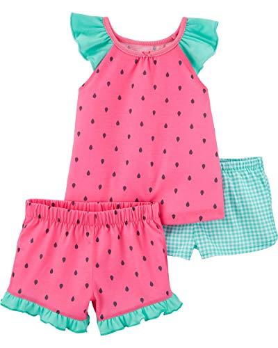 Carter's 3-Piece Poly Pajama Set