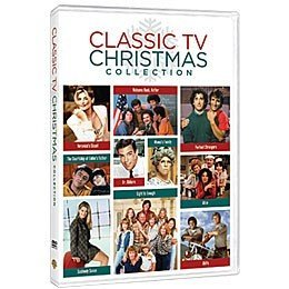 Classic TV Christmas Collection 4 Disc DVD Set Includes Dr. Kildare / The Courtship of Eddie's Father / CHiPs / Eight is Enough - Yes Nicholas, There is a Santa Claus / Welcome Back, Kotter - Sweathog Christmas Special /Alice - A Semi-Merry Christmas /Perfect Strangers - The Gift of the Mypiot / Mama's Family - Mama Gets Goosed /Veronica's Closet - Veronica's Christmas Song /Suddenly Susan - The Walk Out