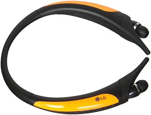 Electronics Bluetooth - LG Electronics Tone Active Premium Wireless Stereo Headset - Retail Packaging - Orange