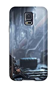 Hot Protection Case For Galaxy S5 / Case Cover For Galaxy(metro Redux) 6346206K84165612