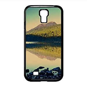 Lake 20 Watercolor style Cover Samsung Galaxy S4 I9500 Case (Lakes Watercolor style Cover Samsung Galaxy S4 I9500 Case)