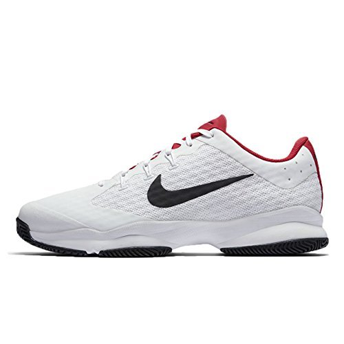 purchase cheap 14731 f0445 Galleon - Nike Men s Air Zoom Ultra Tennis Shoes (11 D US, White Black University  Red)