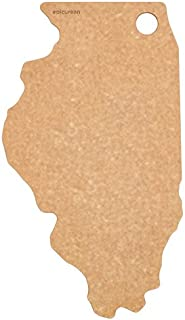 product image for Epicurean, Natural State of Illinois Cutting and Serving Board, 15 9-Inch, Inch by 9-Inch