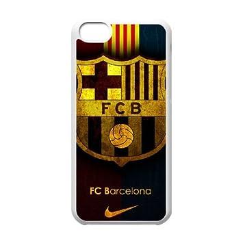 e8b60a67f4f barcelona 822da4 iPod touch 6 caso funda 2h4qys blanco caja del teléfono 3d  funda personalizada: Amazon.es: Electrónica