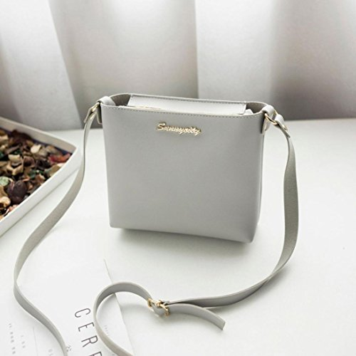 Shoulder Messenger Bag Purse Gray Phone Coin Bag Fashion Women Bag Bag Crossbody Clearance YwICzqn