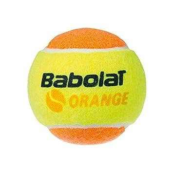 Pelotas de tenis, de Babolat Stage 2, de color naranja, infantiles (12 pelotas incluidas): Amazon.es: Deportes y aire libre