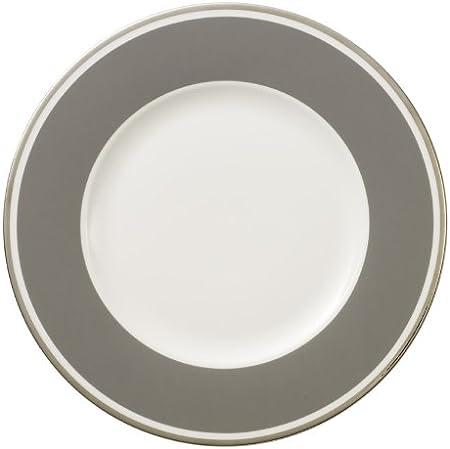 Villeroy /& Boch Anmut My Colour  Rock Grey grau Kaffeetasse mit Untertasse
