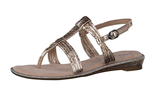 Sandals T 28115 Tamaris Women's Schwarz bar w1PqxqBgI