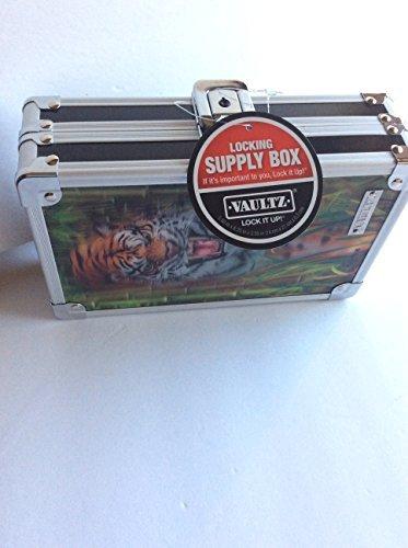 Vaultz 3D Locking lenticular Pencil Box, 5.5