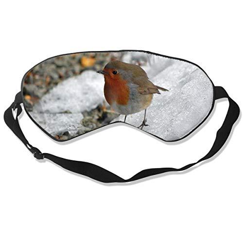 Oh-HiH Sleep Eye Mask/Blindfold Bird Soft Eyeshade with