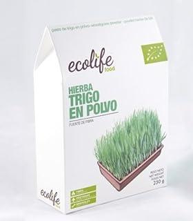 Hierba de Trigo en polvo 200gr. - 200 gr.