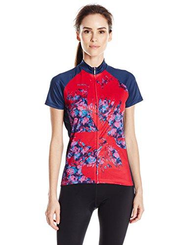 Primal Wear Women's Painted Lady Sport Cut Jersey, Pink, Large