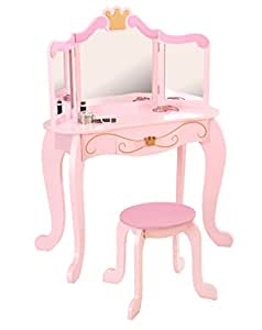 KidKraft Princess Table & Stool (Discontinued by manufacturer)