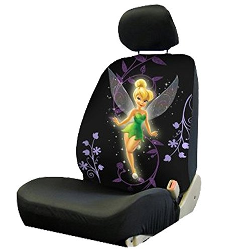 Front Low Back Car Truck SUV Bucket Seat Covers - Tinkerbell ...