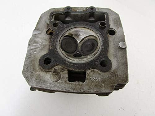 99 Kawasaki KLF 220 Bayou Válvulas de cabeza cilíndrica usadas con roscas dañadas: Amazon.es: Coche y moto