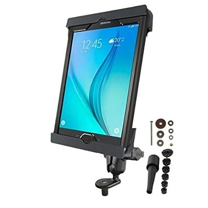 pretty nice fe674 26569 Amazon.com: RAM Short Arm Fork Stem Bike Mount Holder for Apple iPad ...