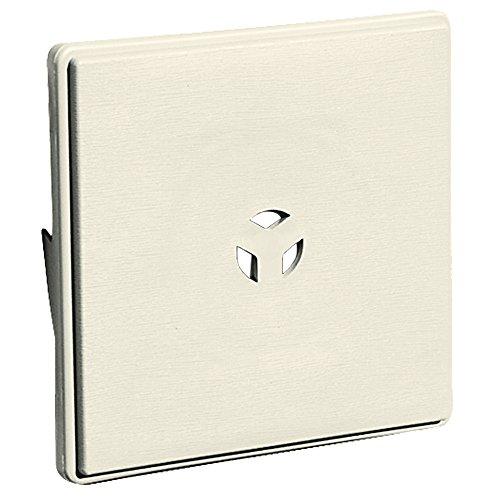 Builders Edge 130110008082 Surface Block for Dutch Lap 082, Linen (Dutch Lap Siding)