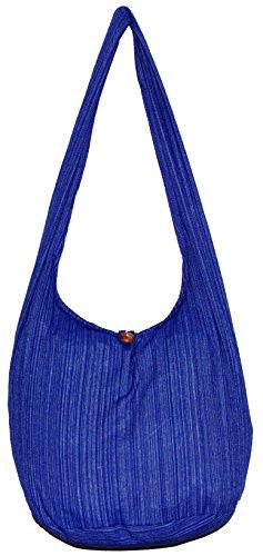 Crossbody Purse Hobo Light Sling Inch Blue Bag Bohemian 36 Hippie Black Weight qwIIXCH
