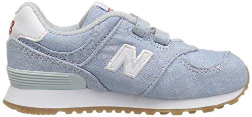Enfant Iv574cf Balance Bleu Sneaker New RtBTW4wn