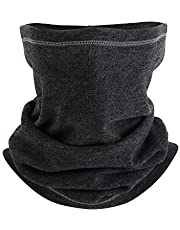 ZONSUSE Neck Warmer Scarf, Work Scarf, Warmer Snoods Scarves Hat, Multifunctional Face Mask for Hiking, Motorbikes,Cycling, Ski Wear Mask Warm Neck Tube