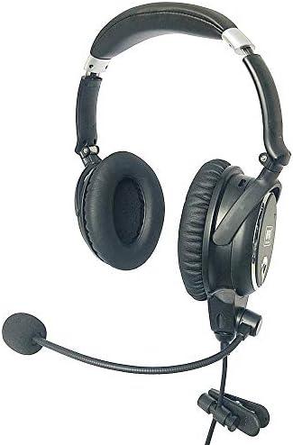 UFQ A7 ANR Aviation Headset- 2021 Versio