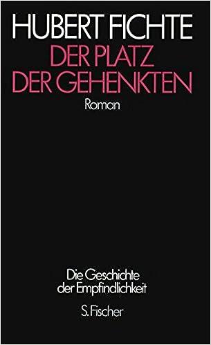Hubert Fichte: Der Platz der Gehenkten; Gay-Lektüre alphabetisch nach Titeln