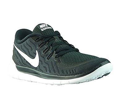 Nike Damen Schuhe Free 5.0 Laufschuhe Sport Sneaker Schwarz 724383 ...