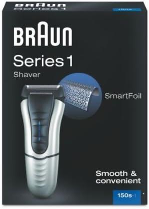 Braun Series 1 150s-1 - Máquina de afeitar eléctrica recargable ...