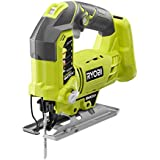 Ryobi P523 Cordless 18V One Plus Lithium-Ion Orbital Jig Saw Battery and Charger Not Included.