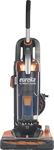 Eureka AS3352A Ultimate Clean Bagless Rewind Upright, Max Brown