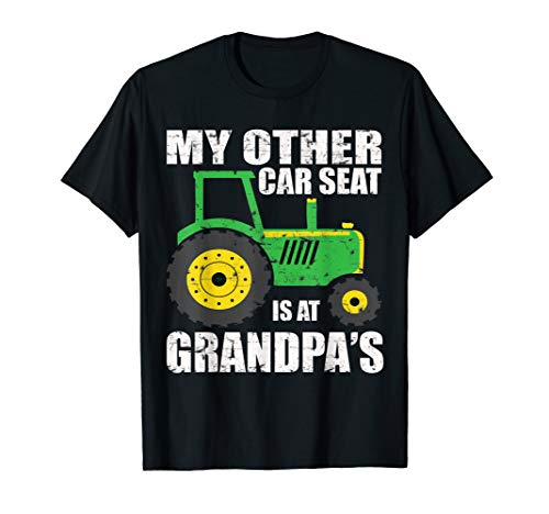 Kids Toddler Tractor Shirt Toddler Farmer Clothes for Boys