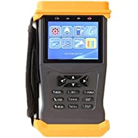 735P Pro Surveillance Tools for AHD/Analogy Camera test ,Video Audio PTZ control ,1080P, RS485 UTP Digital Multi-meter Security Tester supply 12V /1A Output for video Monitoring System