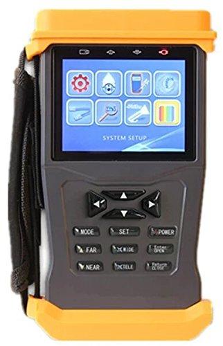 Audio Video Test Generator - GXA 735P Engineers Good Helper Camera test Monitor ,Video Audio PTZ control, Color bar generator ,RS485 UTP Digital Multi-meter ,1080P,AHD TVI /Anaolgy Camera Security Tester, 12V /1A power Output