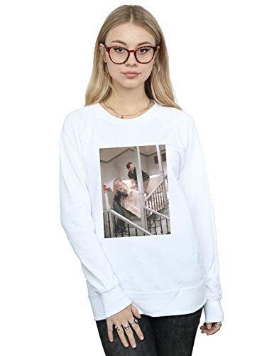 Photo Absolute Mujer Sofa Cult De Blanco Camisa Entrenamiento Stairs Friends aq1aX
