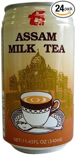 Tea5 Assam Milk Tea, 11 45 Ounce (Pack of 24)