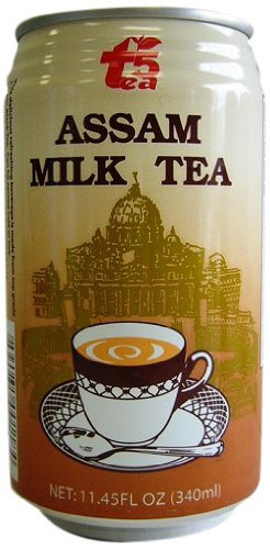 Tea5 Assam Milk Tea, 11.45 Ounce (Pack of 24)