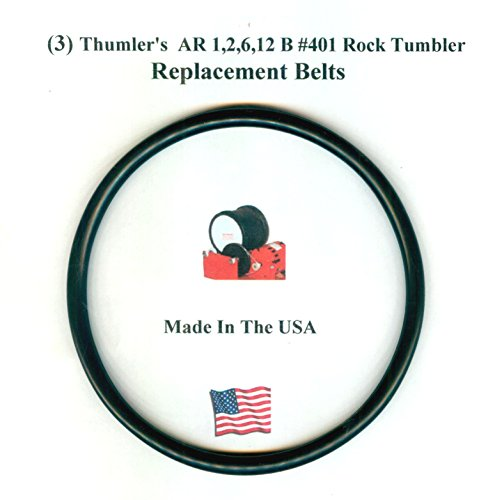 "Replacement Drive Belt for Thumler's MP-1 & Model T-100 ""Thi"