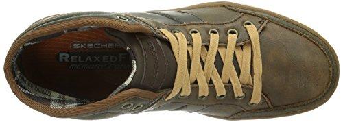 Sorino De Braun Chaussures Skechers Sport Lozano Herren choc pq8wwd