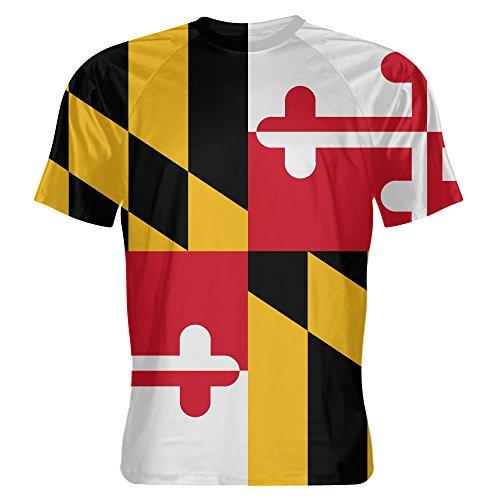 Maryland Flag Shirts (AS)