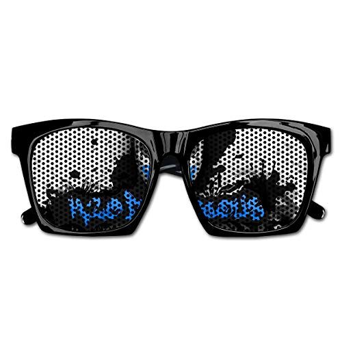 H20-Delirious Unisex Sunglasses Funny Custom Classic Sun Glasses For Outdoor Sports/Fishing/Party Gag ()