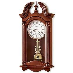M. LA HART Wisconsin Howard Miller Wall Clock