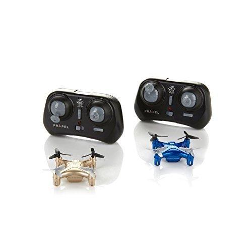 Propel Atom Indoor/Outdoor Micro Drone 2-pack