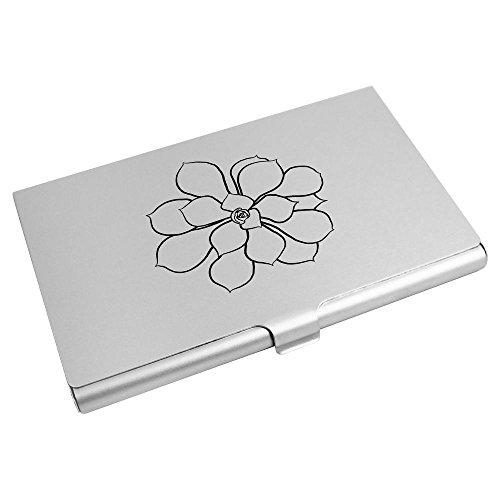 Wallet CH00010081 Card Credit Card Holder Plant' 'Succulent Azeeda Business awT0cq