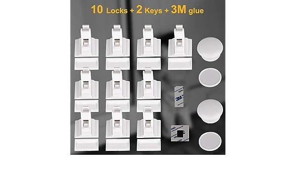 bf3c195da093 Amazon.com : DiLi - Store - Home Storage & Organization - 10Locks 2 ...