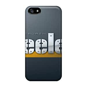 Cute Appearance Covers/sIt10824vryu Pittsburgh Steelers Cases For Iphone 5/5s wangjiang maoyi by lolosakes