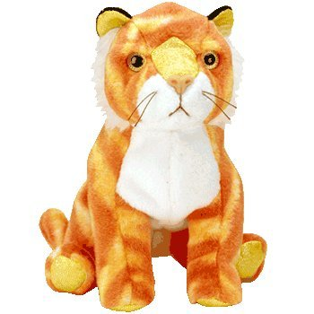 TY Beanie Baby - THE TIGER Chinese Zodiac
