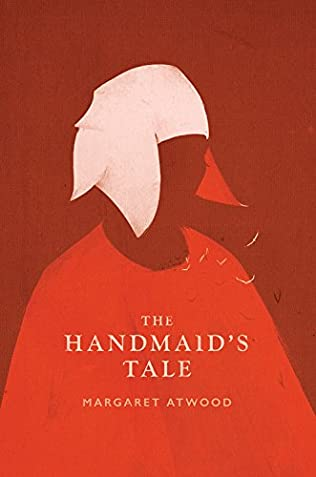 book cover of The Handmaid\'s Tale
