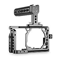 SmallRig Cage for Sony Alpha A6500/ ILCE 6500 4K Digital Mirrorless Camera by SMALLRIG